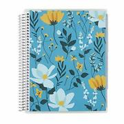 Erin Condren Daily Family Planner - Wild Flowers 7x9 Non-dated Daily Organize...