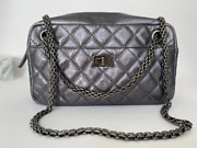 Authentic Reissue 2.55 Camera Bag Shoulder Bag Cross Body Made In Italy