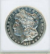 1890-cc Morgan Silver Dollar Carson City Proof Like Uncirculated Great Luster