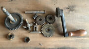 Antique 1917 Defiance Ny Usa Pinker Machine Tool Parts