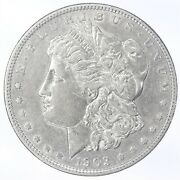 1903-s Morgan Silver Dollar Xf/au Extra Fine/ About Uncirculated Jo/835