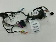 2010 Chevy Malibu Door Harness Wire Wiring Passenger Right Side Front