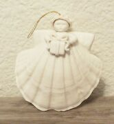 Margaret Furlong Holiday Christmas Tree 3 Angel Ornament, Carriage House 1988