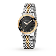 G-timeless Watch Ya126512 -new With Goldsmiths Warranty Sold Out Everywher