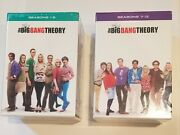 The Big Bang Theory The Complete Series Seasons 1-6 And 7-12 Dvd Format