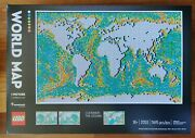 Lego 31203 Art World Map Brand New Sealed Box In Hand Now Free Ship Immediately