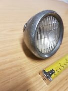 Vintage Lucas King Of The Road Bicycle Autocycle.moped Head Lamp Headlight