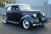 1936 Ford 2 Door Humpback 1936 Ford 2 Door Humpback Blue With 31075 Miles Available Now