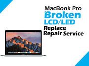 Apple Macbook Pro 13 A2159 2019 Retina Broken Lcd Led Replacement Service