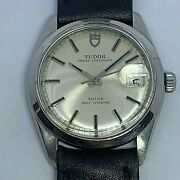 Vintage Tudor Oysterdate Ref 90500 Automatic 34 Mm From 1979