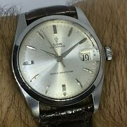 Tudor Small Rose Ref 7962 Manual Wind 34mm From 1965 Series 48xxxx