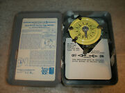 Intermatic T104-20 Hour Mechanical Indoor Electric Water Heater Timer Switch