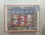 White Mountain American Auto History 1000 Piece Jigsaw Puzzle New Sealed