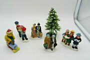 Department 56 Heritage Village And Christmas Collection People Decorations 217