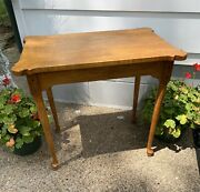 Vintage Ethan Allen Circa 1776 End Accent Table 18-8015 Large Single Table Only