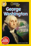 National Geographic Readers George Washington Readers Bios - Acceptable