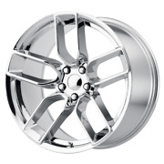 4 Rims Oe Creations For Challenger/charger Wide Body 20x10.5 5x115 Offset 25