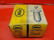Vintage New Miba Tire Studs 13 15 16 For Snow Tires Snow Ice Spikes