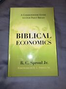 A Commonsense Guide To Our Daily Bread Biblical Economics By Rc Sproul Jr