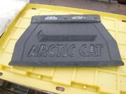 1990 Arctic Cat 440 Panther Snowmobile Parts Snow Flap W Stay