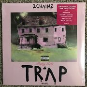 2 Chainz Pretty Girls Like Trap Music Pink Vinyl Lp Exclusive Numbered 7 In Hand