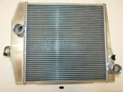 International Harvester Scout 80 With 152 196 4 Cylinder Engine New Radiator
