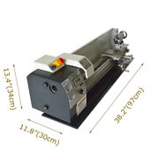 Metal Milling Lathe Bench Turning Machine For Manufacturing Industry 8241.1kw