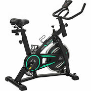 Cardio Stationary Cycling Bike For Home Workout Belt Drive Exercise Bicycle