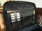 New - Platinum Leather Collection - Briefcase Laptop - Bag