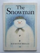 Rare 1978 1st Edition / 1st Printing Of The Snowman By Raymond Briggs. First 1/1