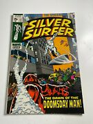 Silver Surfer 13 Siilver Age Marvel Comic Book