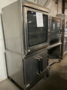 Hobart Rotisserie/convection Oven Combo