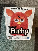 2012 Electronic Red Cherry Furby Doll Brand New Sealed