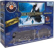 New Lionel The Polar Express Ready-to-play Train Set Battery-powered Christmas