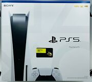 Sony Playstation 5 Ps5 Gaming Console Disc Version Quick And Free Shipping