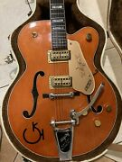1992 Gretsch 6120wimmaculate Condition1 Ownerbarely Usedplays Like Butter