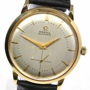 Omega 2659/11100605 Cal.342 Small Second Automatic Menand039s Watch_628475