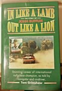 In Like A Lamb Out Like A Lion The Story Of John Buffum - Hardcover - Very Good