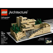 Lego Architecture Fallingwater 21005 Discontinued By Manufacturer