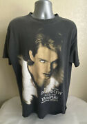 Rare Vintage Tom Cruise 1994 Interview With The Vampire Movie Promo Shirt Xl