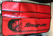 Vintage Snap-on Car/truck Fender Cover Automobile Tool 23x37 Apron Ck-7c