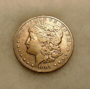 1903-s Morgan Silver Dollar - Better Date - Very Nice Looking Coin