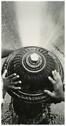 A Vintage Silver Gelatin Photograph Of Children At Play In Harlem By Maristany