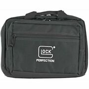 Glock Oem Double Pistol Padded Case Ap60242 Same Day Fast Free Shipping