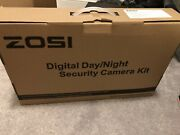 Zosi 4ch Cctv Hdmi Dvr Extreme Home Outdoor Security Camera System 1tb Hdd
