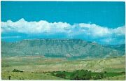 Big Horn Mountains Wy Land Of Beauty Vintage Postcard Wyoming Chrome