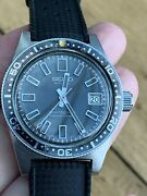 Seiko 6217-8001 62mas Seikoand039s First Divers Watch Recently Serviced