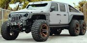 2021 Jeep Gladiator Touch Of Modern 6x6 Turbo Diesel 2021 Jeep Gladiator Touch Of Modern 6x6 Turbo Diesel