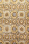 Geometric All-over Mamluk Vegetable Dye Area Rug Hand-knotted Wool Carpet 9x12