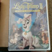 Lady And The Tramp Ii Scamps Adventure Dvd